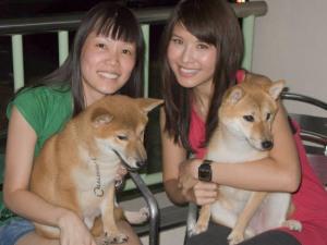 Li Ling, Shiro, Me & Mika