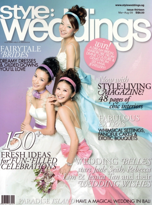 Style Weddings Cover