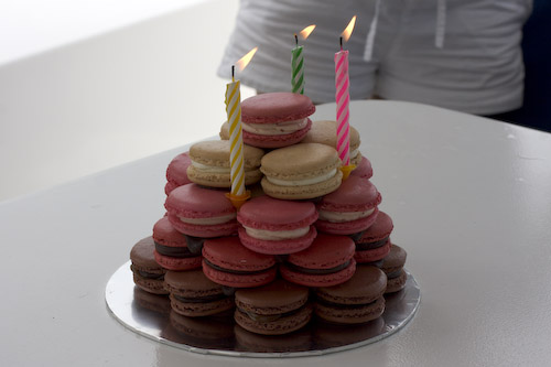 IMG_5047 - Wayne's Macaroon Cake